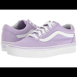 Vans Lavender/True White Old Skools